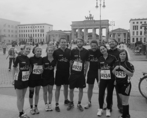 Peter Christensen Berlin Firmenlauf